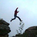 chasm leap