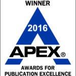 APEX 2016 Winner